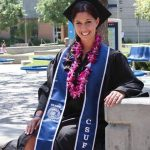 2014, Breanna Sewell graduated from Cal State University, Fullerton in May of 2014 with her Bachelors in Business, with a focus in Operations Management