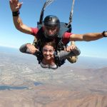 2014, Breanna Sewell went sky diving! She is a risk taker and enjoys having fun!