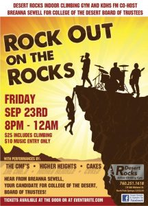 Rock Out on the Rocks - Sewell for C.O.D.